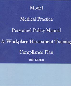 Medical Practice Personnel Policy Manual