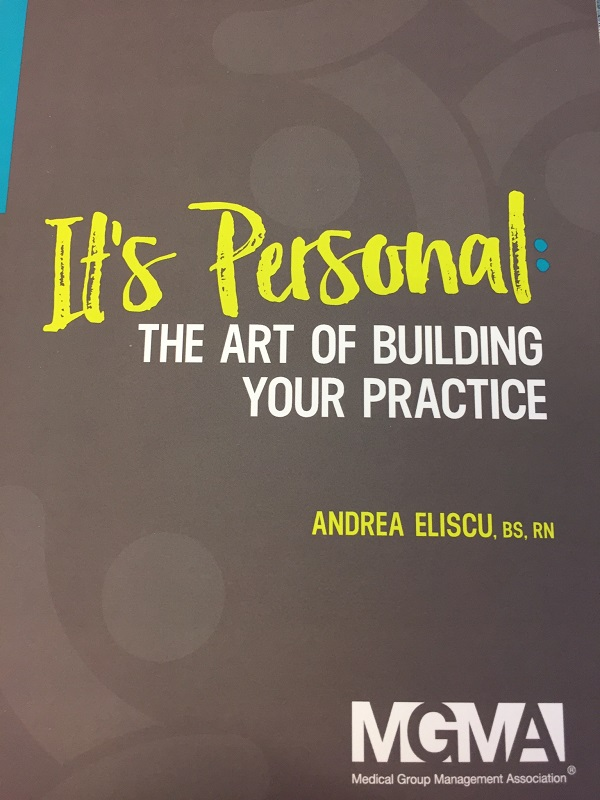 It's Personal: The Art of Building Your Practice