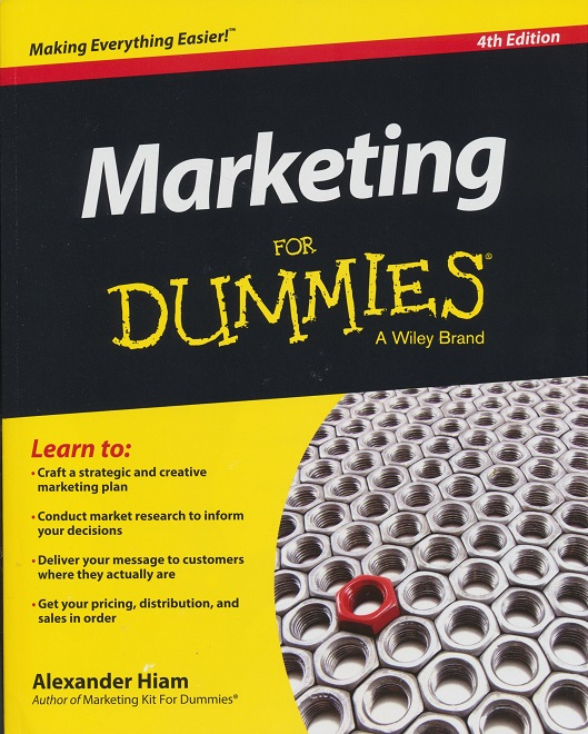Marketing for Dummies, 4th Edition